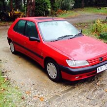 1995 Peugeot 306 Hatchback Lilydale Yarra Ranges Preview