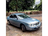 Rover 75 - 65k Miles Only - Private Plate Included