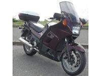 Kawasaki GTR1000 - Concours