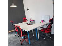 Rent a Desk or Half an office (shared)