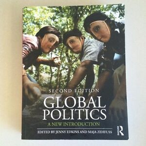 Global Politics: A New Introduction (Second Edition) Wollongong Wollongong Area Preview