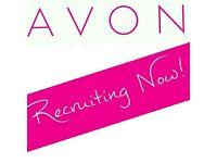 Avon - Earn £160 cash for Christmas