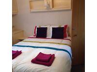 2 bedroom 6 berth caravan to rent on Highfield Grange Holiday Park Clacton on Sea Essex