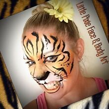 Face Painter  Griffin Pine Rivers Area Preview