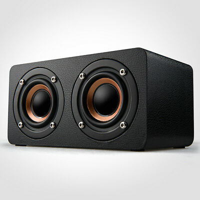 Heavy Bass Dual Speaker Audio Player Wireless Bluetooth Loudspeaker M5 Subwoofer