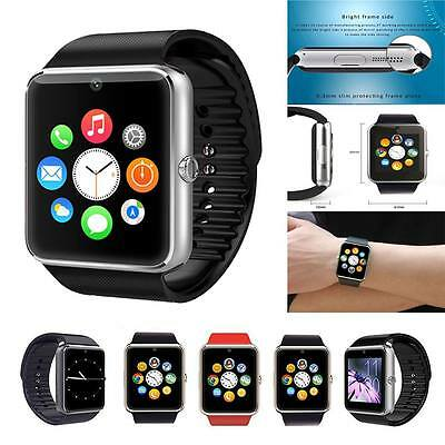 Sweat Proof Water Resistant Smart Watch for iPhone 5 5C 5S SE 6 6S 7 7S 8 PLUS