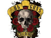 Singer Wanted for Guns N' Roses cover band - Woking/ Guildford