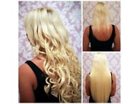 Mobile NataLana Remy Hair Extensions in Cardiff
