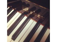 Weber Studio Piano E102 THE PIANO PAVILION