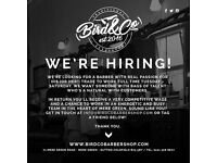Experienced Barber WANTED (SUTTON COLDFIELD)