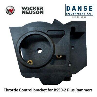 Wacker Oem Bracket-throttle Control For Wacker Bs50-2 Plus Rammer 5100032228