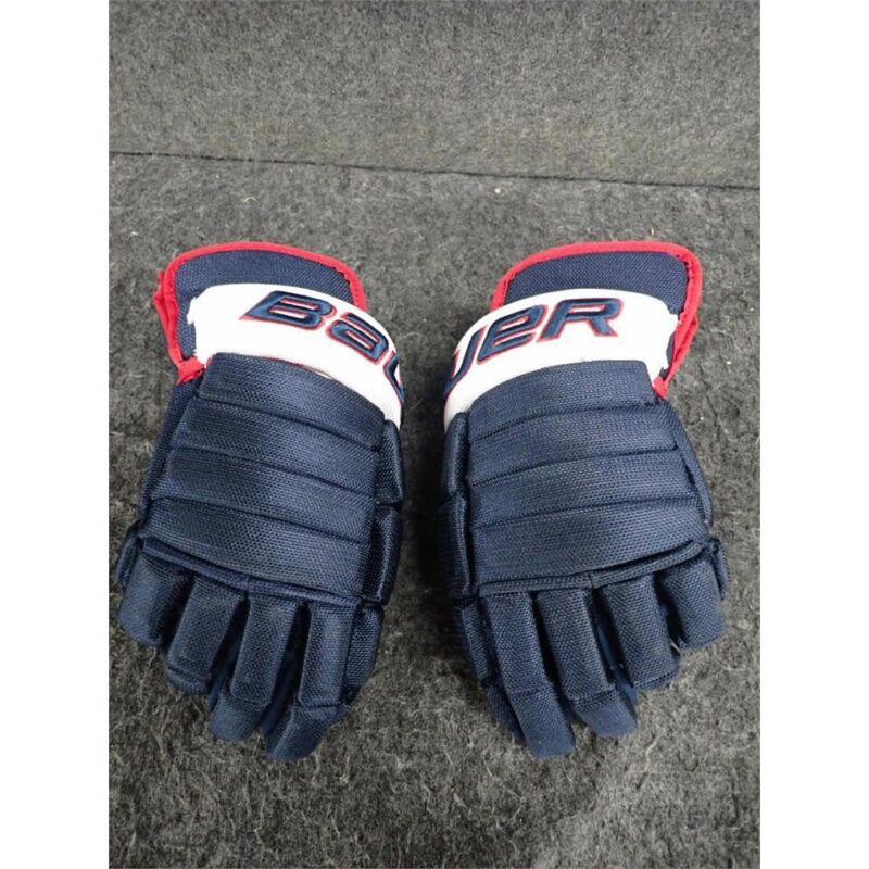 "Bauer 1053920 Tomahawks Logo Pro Senior Hockey Gloves 15"" 38cm."