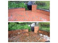 Pressure Washing: shop fronts, awnings, basement areas, balconies, terraces, front steps, patios.