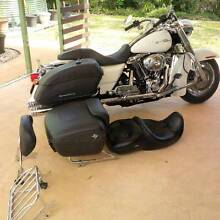 2006 Harley Davidson Road King Custom The Leap Mackay Surrounds Preview