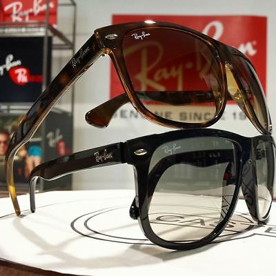 Ray-ban  0RB4147 BOYFRIEND - genuine Ray Ban Made in Italy glass lens RB 4147 (Ray Ban Boyfriend Glasses)