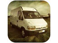 Renault master t33 2.5 diesel campervan