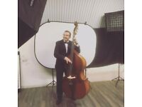 Upright Bassist Available