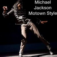 Michael Jackson Motown Style