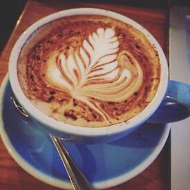 Barista;Experienced, Efficient, Passionate £9.2hr inc.service for Kings Rd, Chelsea,Megan's