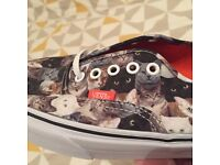 Limited Edition Vans Authentic - Cats / RSCPA / Sneaker - Size 9 (UK)