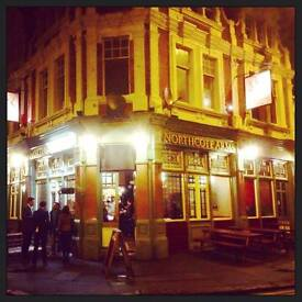 Live in Assistant Manager for our East End community pub w/ work-life balance