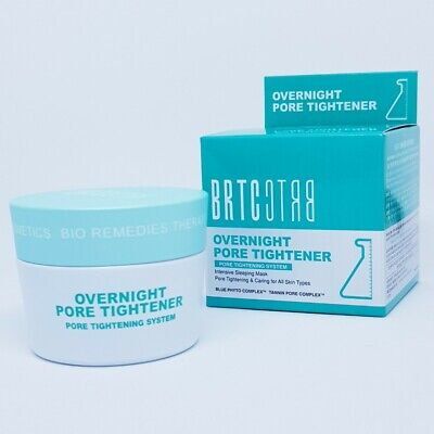 BRTC Overnight Pore Tightener 60ml Brightening Anti Wrinkle Sleeping K-Beauty