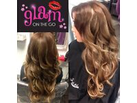 Glam On The Go Extensions - Manchester's Leading Mobile Hair Extension Service