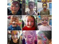 Face Painting, Glitter Tattoos and Glitter Parties! Add some sparkle to your event!