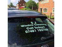 Window Cleaner Birmingham B32 B31 and Surrounding Areas