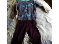 Boys outfits 18-24months