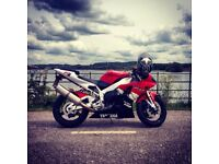 Yamaha R1 1999 - RED/WHITE/BLACK - Less than 25k Miles - V/Good Condition. BRISTOL!