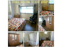 Double Bedroom to Rent in Wimbledon Chase, SW20 - (£650pcm including bills)