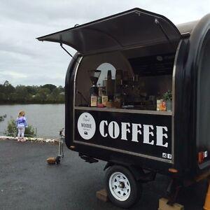 Mobile Coffee Van Carrara Gold Coast City Preview