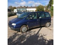 1999 Citroen Syndergie 7 Seater - 1.9 Diesel - July 2017 MOT - Lots of History - Cheap MPV or Van
