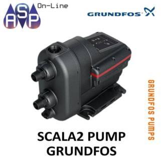 Grundfos SCALA2 3-45A Variable Speed Pressure Pump - ****2866