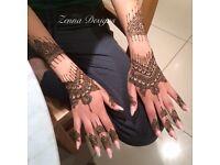 Professional affordable henna artist