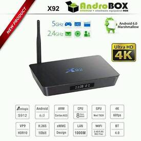 Android boxes from £49.99