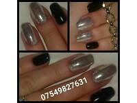 Acrilyc nails