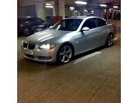 BMW 335i TWIN TURBO E92 COUPÉ HPI CLEAR MINT CINDITOON 19INCH ALLOYS ANGEL AYES WHITE MANUAL 6 SPEED