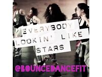 Street dance fitness classes