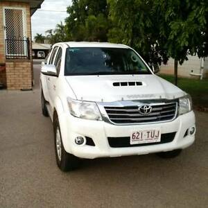 2014 Toyota Hilux low Kilometres with minimal use Emerald Central Highlands Preview