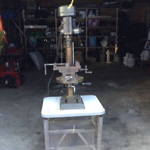 Wanted: heavy duty tabletop drill press