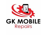 GK Mobile Repair Service - Specializing in smartphone and tablet repairs