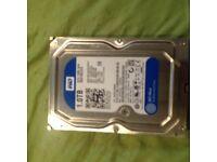 1TB hard drive hdd