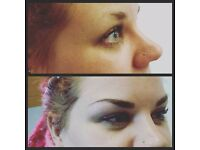 Semi permanent makeup - Brows, Eyeliner, Lash Enhancement, Lip Liner and Lip Blush.