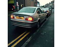 BMW e46 316i petrol for sale.