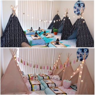 Wanted: Self employed Teepee business for sale