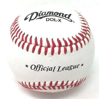DOLX Diamond DOL-X Official Baseball Leather 1 Dozen