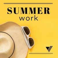 Summer Student Work/High School Grads – Part-Time/Full-Time Wo