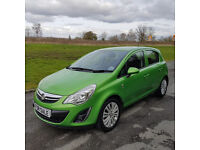 2011 61 VAUXHALL CORSA 1.3 CDTI EXCITE AC DIESEL, £30 ROAD TAX, PX WELCOME